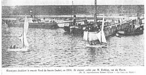 régates 1914
